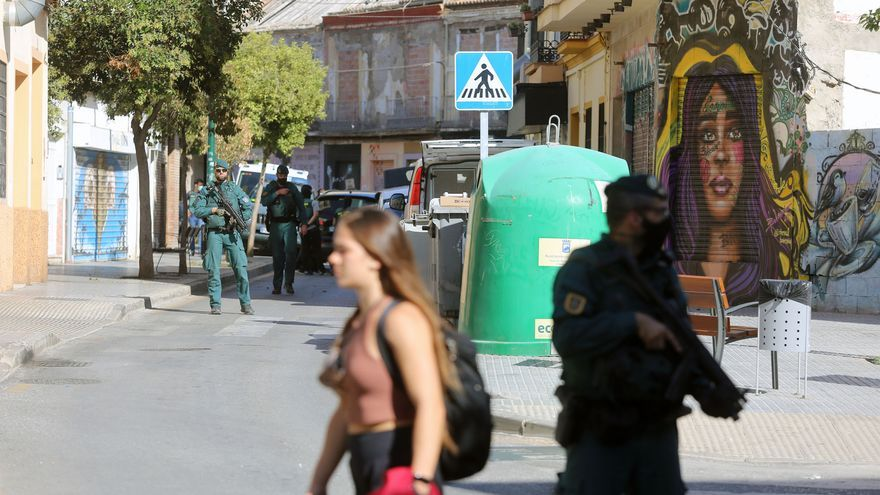 Dos detenidos en la operación contra el terrorismo yihadista en Lagunillas