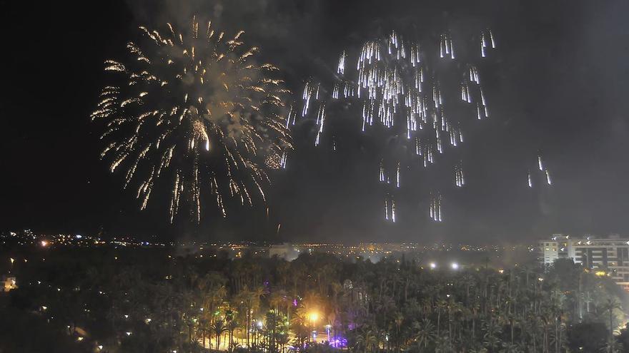 El alcalde de Elx quiere registrar la marca Nit de l'Albà tras su uso por las Fallas de València