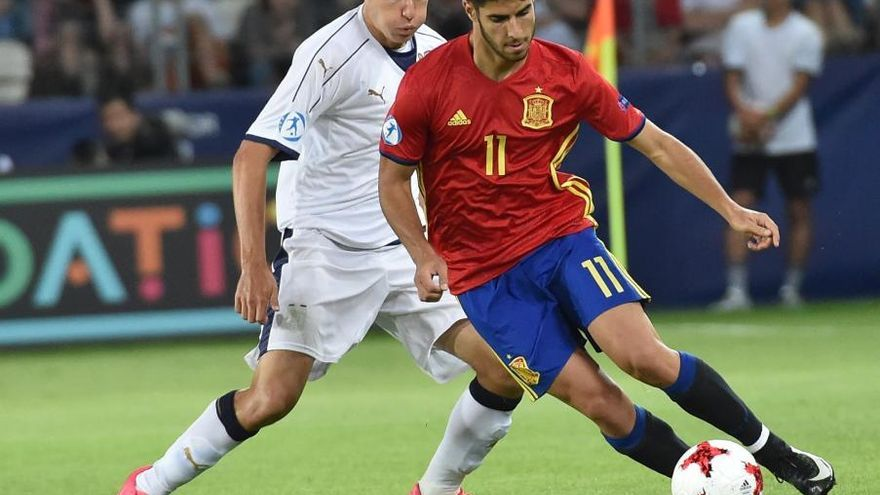 Saúl conduce a España a la final del Europeo sub 21