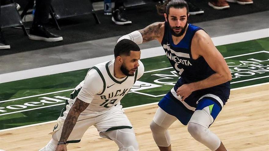 Los Timberwolves tampoco pueden con los Bucks