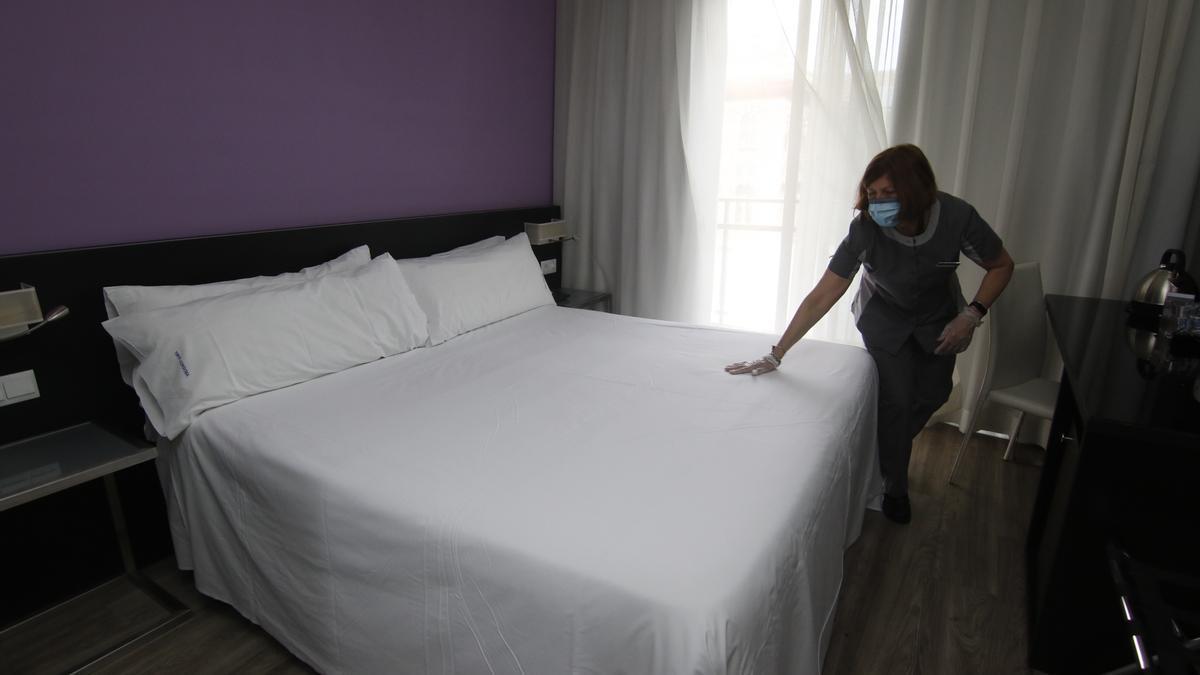 Los hoteles de Córdoba se preparan para un mayo festivo con un 10% de reservas.