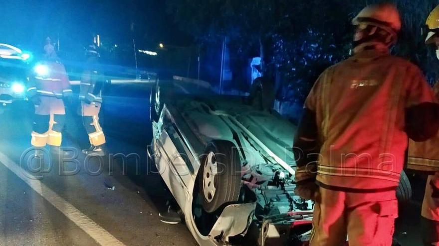 Ein Todesopfer und sieben Verletzte bei drei Autounfällen