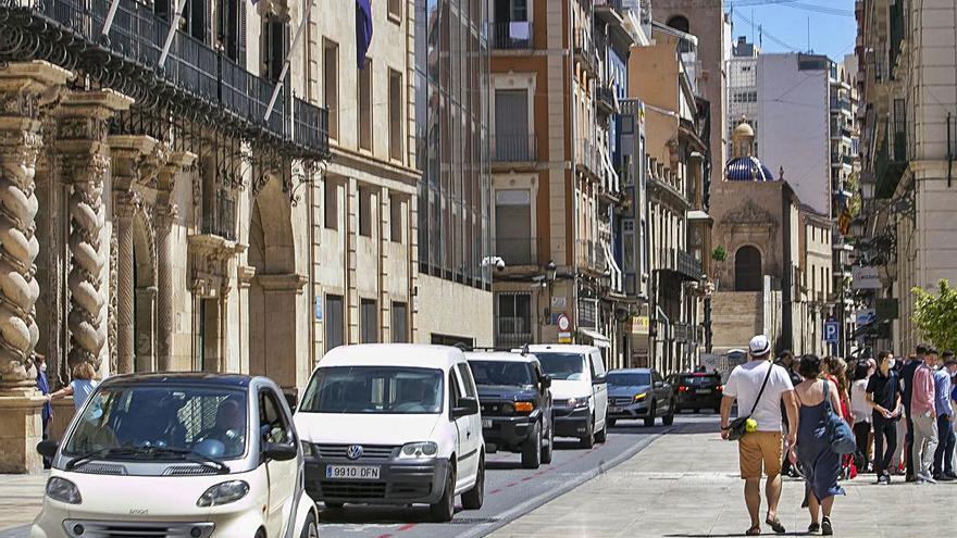 Alicante apuesta por el peatón y reduce la velocidad a 20 km/h en tres zonas