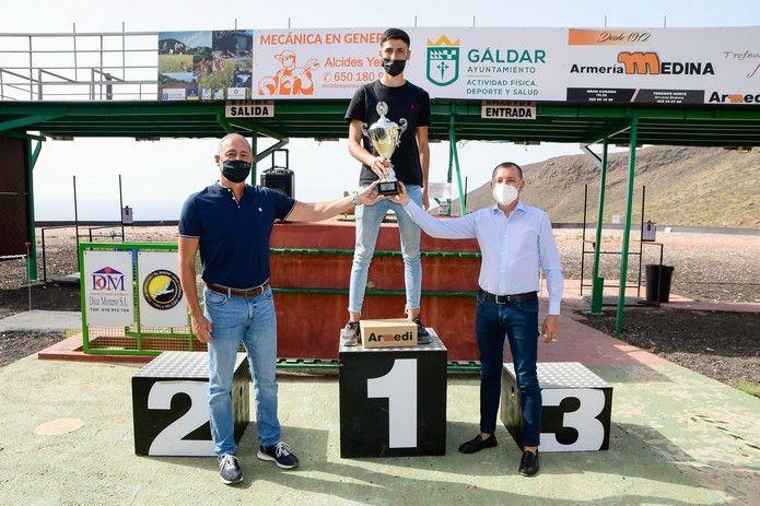 I Copa Instituto Insular de Deportes del Cabildo de Gran Canaria de Tiro