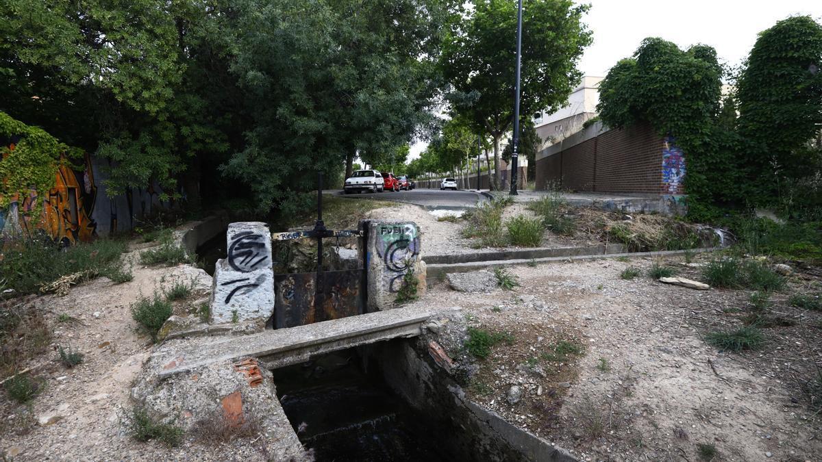 El consistorio necesita unos terrenos de la DPZ para terminar la calle Hayedo.