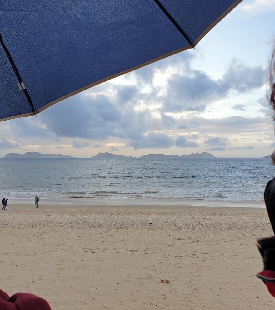 ¿Qué hacer en las islas Cíes con mal tiempo?