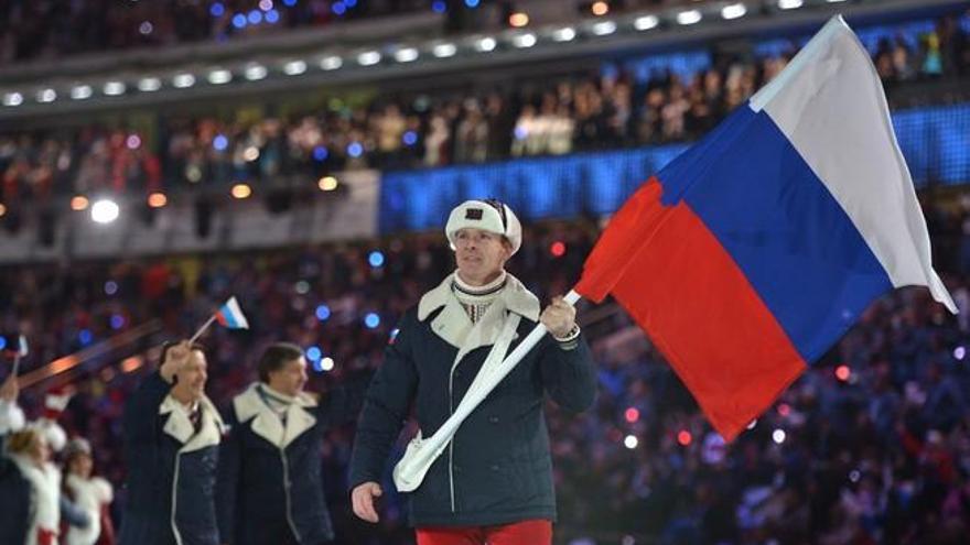 Los atletas rusos no implicados en casos de dopaje se preparan para competir en Tokio 2020