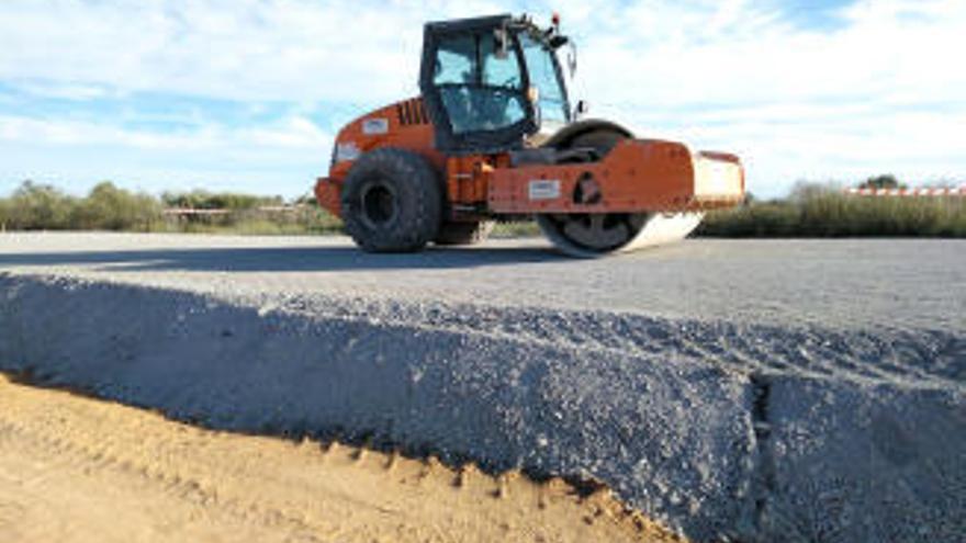 Giftige Stoffe beim Bau der Schnellstraße?