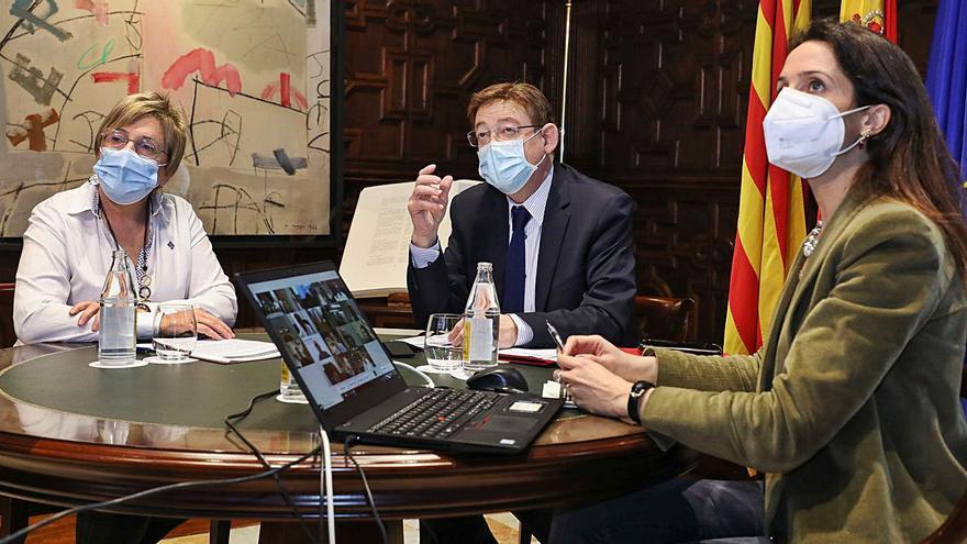 El Consell investigará el proceso de inmunización y su efectividad