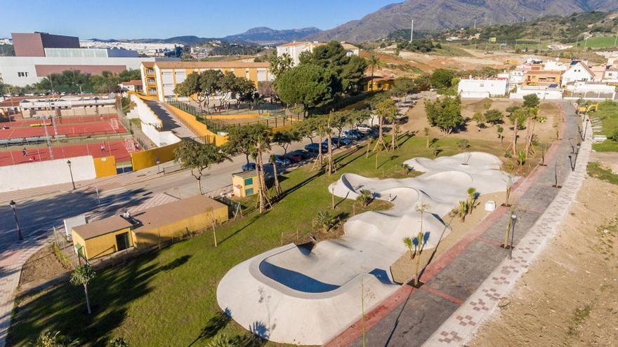 Estepona contará con una nueva instalación para practicar deportes urbanos