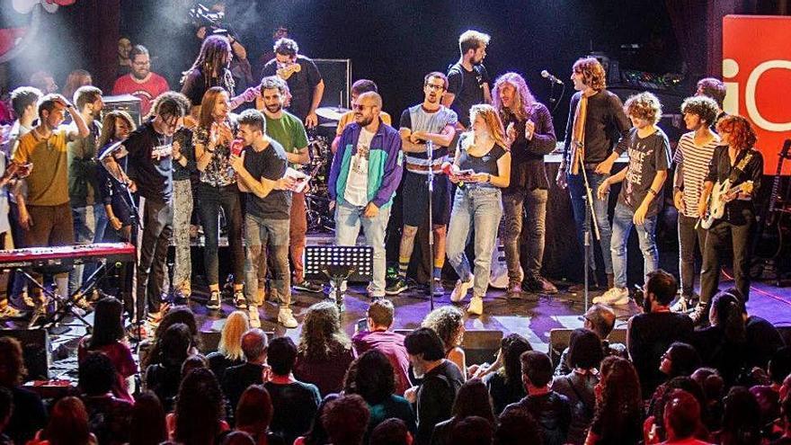 L'Apolo de Barcelona farà un concert amb mil persones per provar els testos ràpids