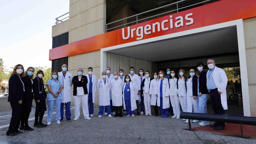 'El trato con el paciente en Urgencias es tan importante como el tratamiento'