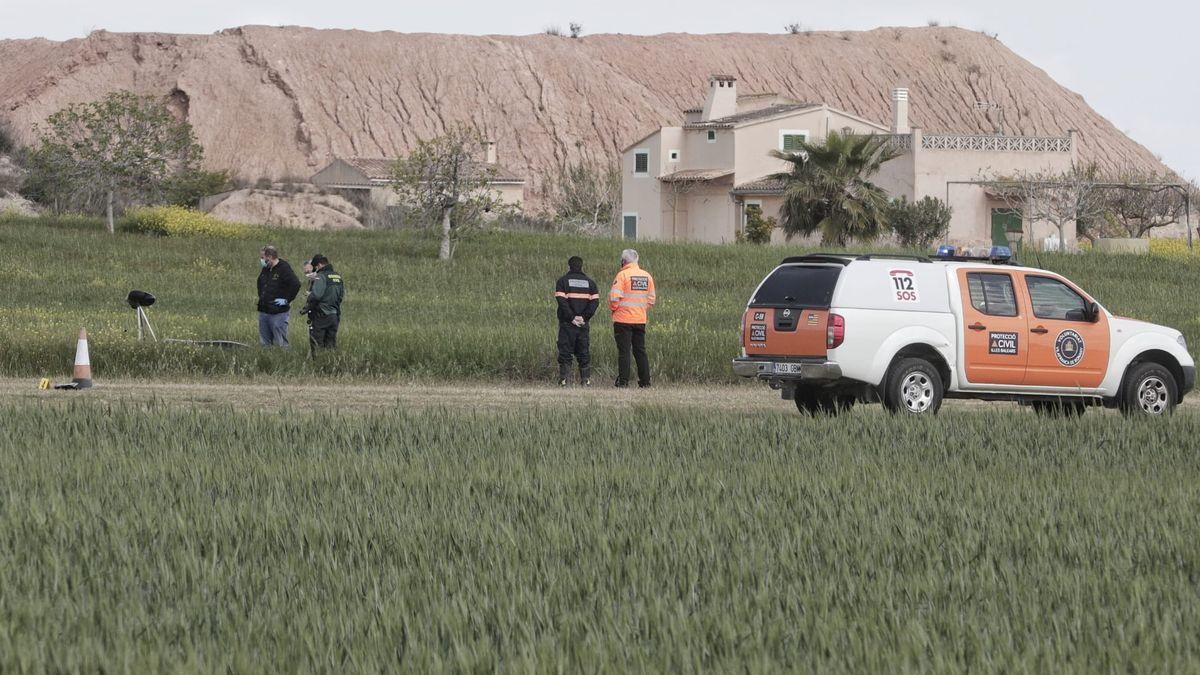 En el accidente de ala delta de Mallorca ha muerto un hombre.