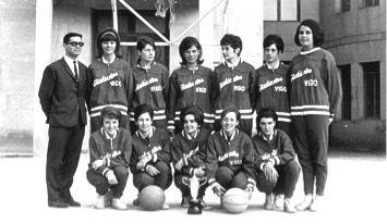 Historia del baloncesto vigués: aquellos pioneros de los años 30