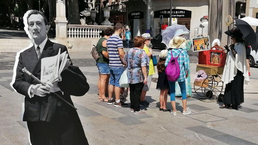 Del «ramblejar» al «pirulejar», maneres de socialitzar al centre de Figueres