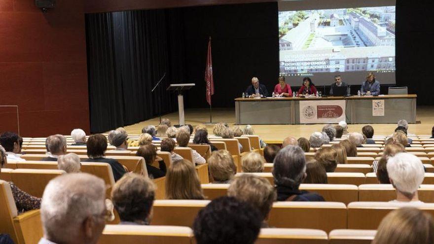 La Universidad de la Experiencia regresa en Zamora con medidas de seguridad