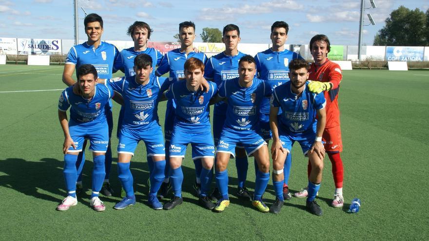 El Villaralbo B suma sus primeros puntos