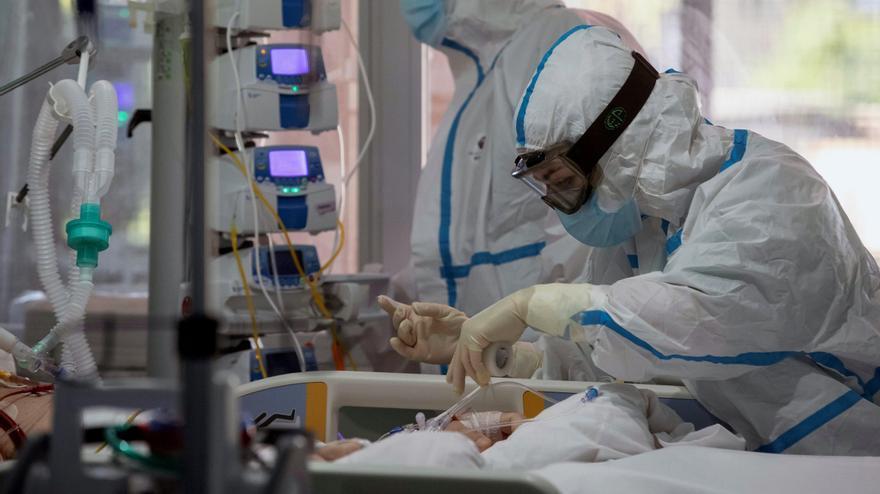 Las ucis se acercan a los 200 pacientes, el doble que hace 12 días