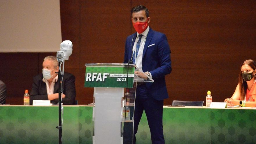 Martín Torralbo, nuevo delegado en Córdoba de la RFAF
