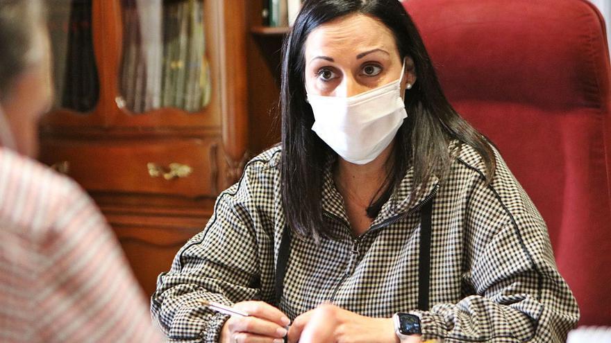 """Remedios Lajara: """"Si no te sacrificas por los demás, no tiene sentido ser alcaldesa"""""""