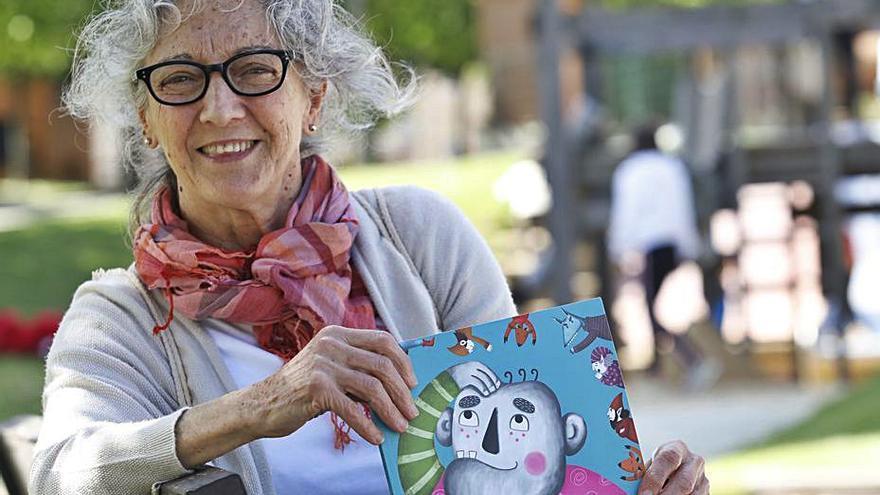 Un ogro salido de clase: la obra de una profesora jubilada