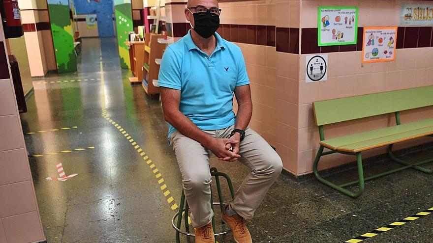 """""""El aula virtual está bien pero el efecto socializador no lo consigues en una pantalla"""""""