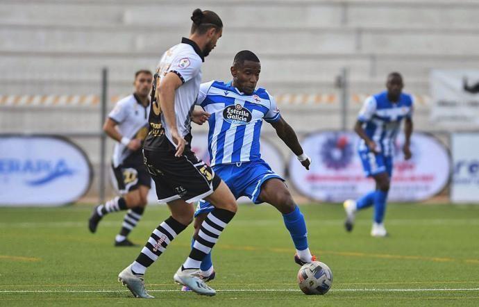 El Dépor gana fiabilidad en Salamanca (0-1)
