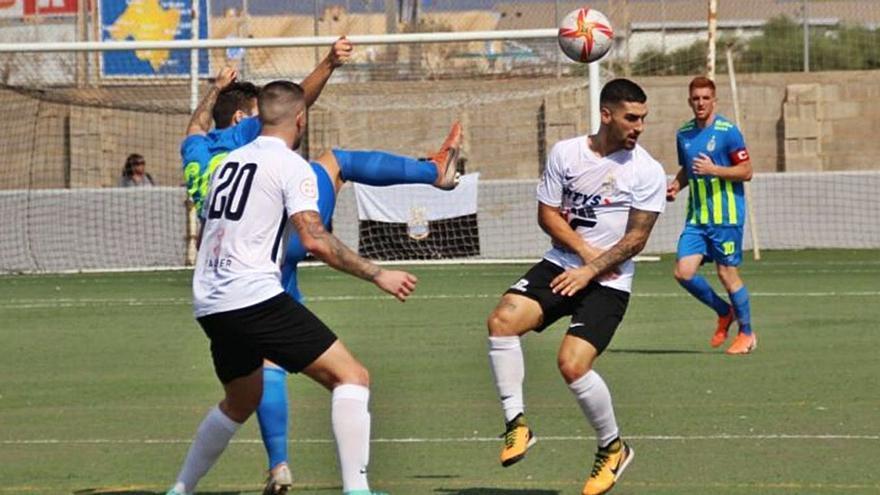 El Rotlet-Molinar golea al Inter Ibiza