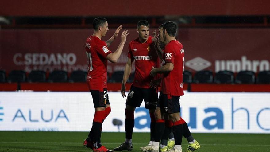 Todos los goles de la jornada 28 de Segunda: NDiayé y Álvaro Giménez refuerzan el liderato del Mallorca