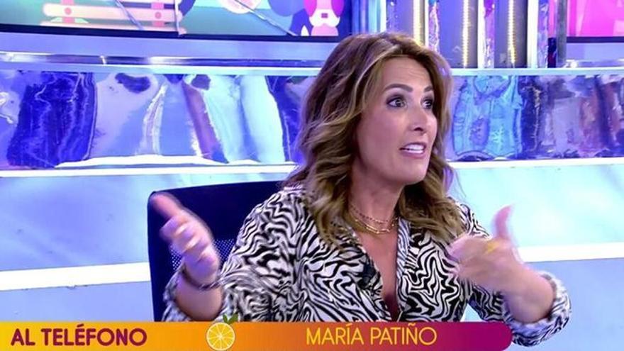 """María Patiño confirma que no se habla con Laura Fa: """"Los directores estarán contentos con ella, manipula mucho"""""""