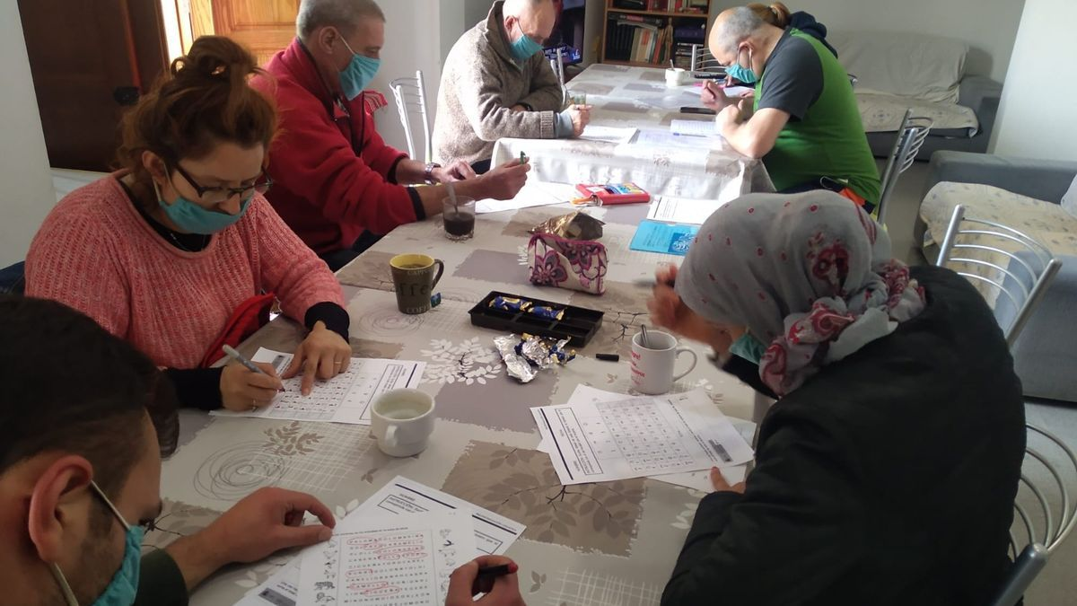 Cáritas dispone de diferentes programas de ayudas a personas desfavorecidas