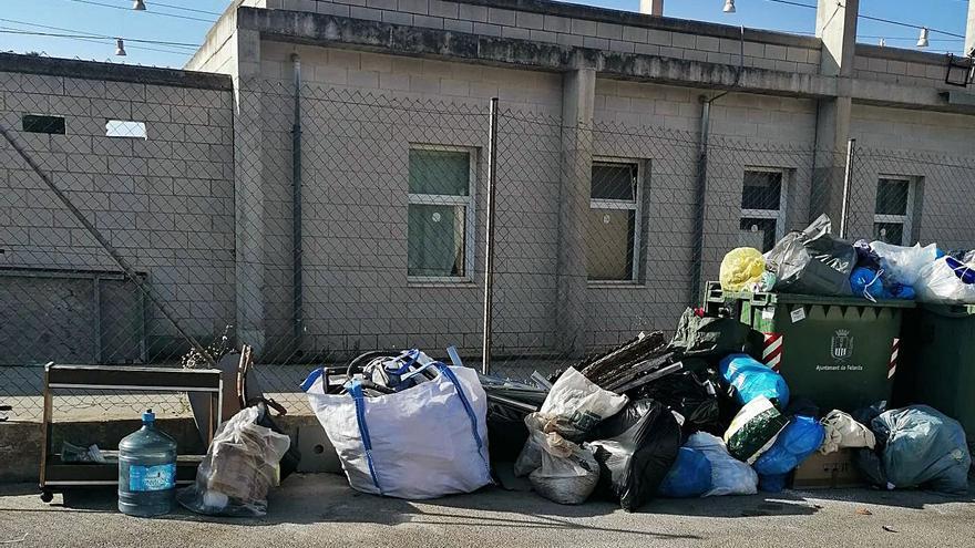 El PSOE de Felanitx denuncia los problemas derivados de la falta de limpieza