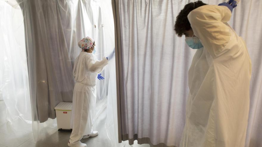 L'Hospital de Figueres té 18 pacients ingressats per Covid-19