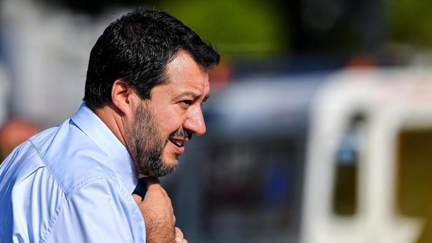 Salvini celebra la detención y avisa al Open Arms