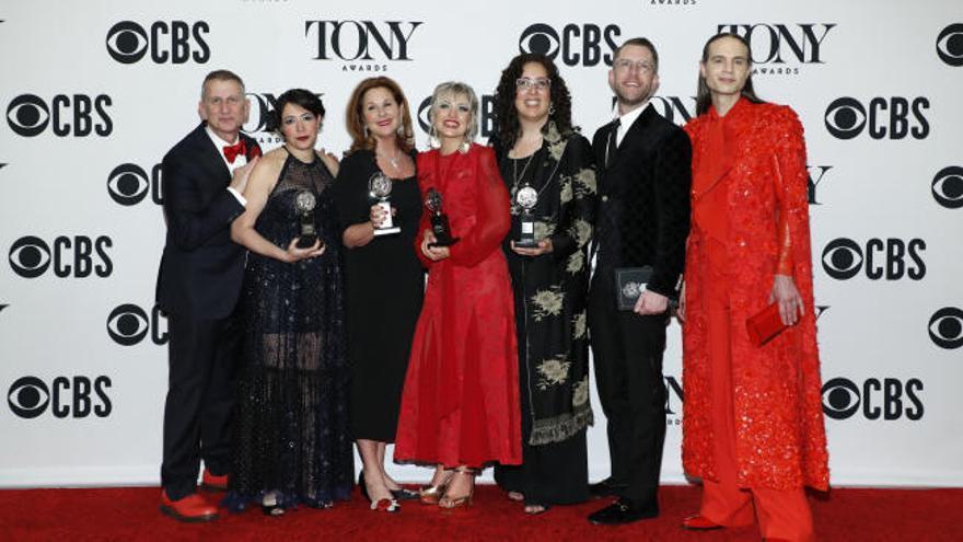 """El musical """"Hadestown"""", gran triunfador de los premios Tony"""