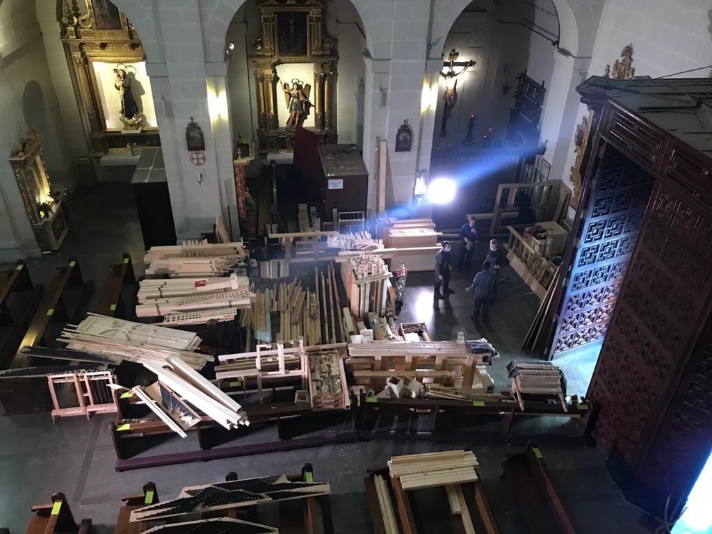 La Concatedral de San Nicolás ya tiene órgano
