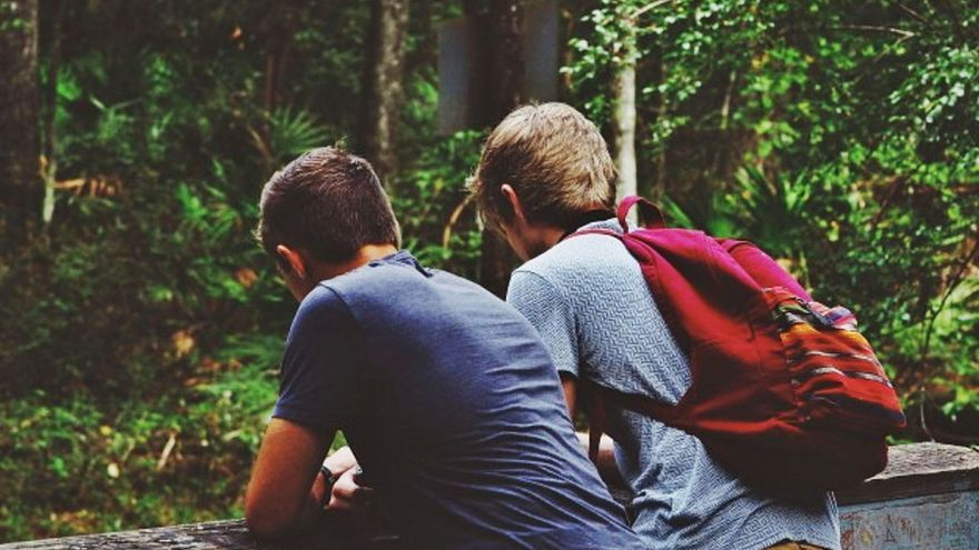 El viaje iniciático más difícil de los adolescentes
