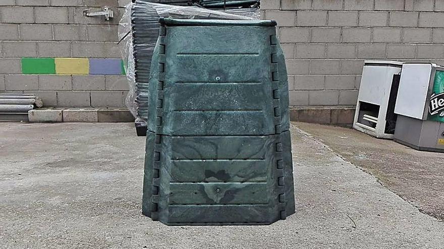 Vilajuïga planeja la implantació del compostatge casolà