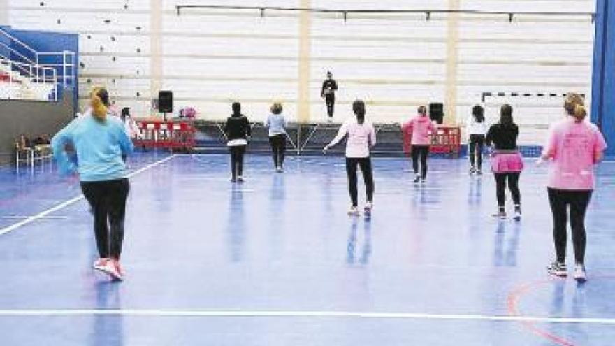 El consistorio reanuda las actividades deportivas
