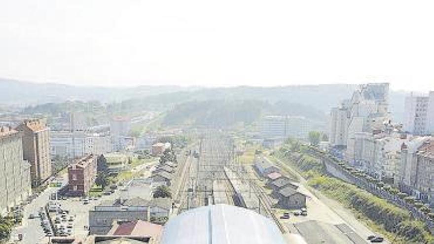 Luz verde del Concello y la Xunta al pacto de la intermodal, que espera por la rúbrica de Adif