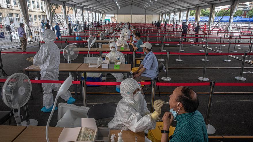 """El enviado especial de la OMS reconoce que es """"difícil"""" descubrir el origen del coronavirus"""