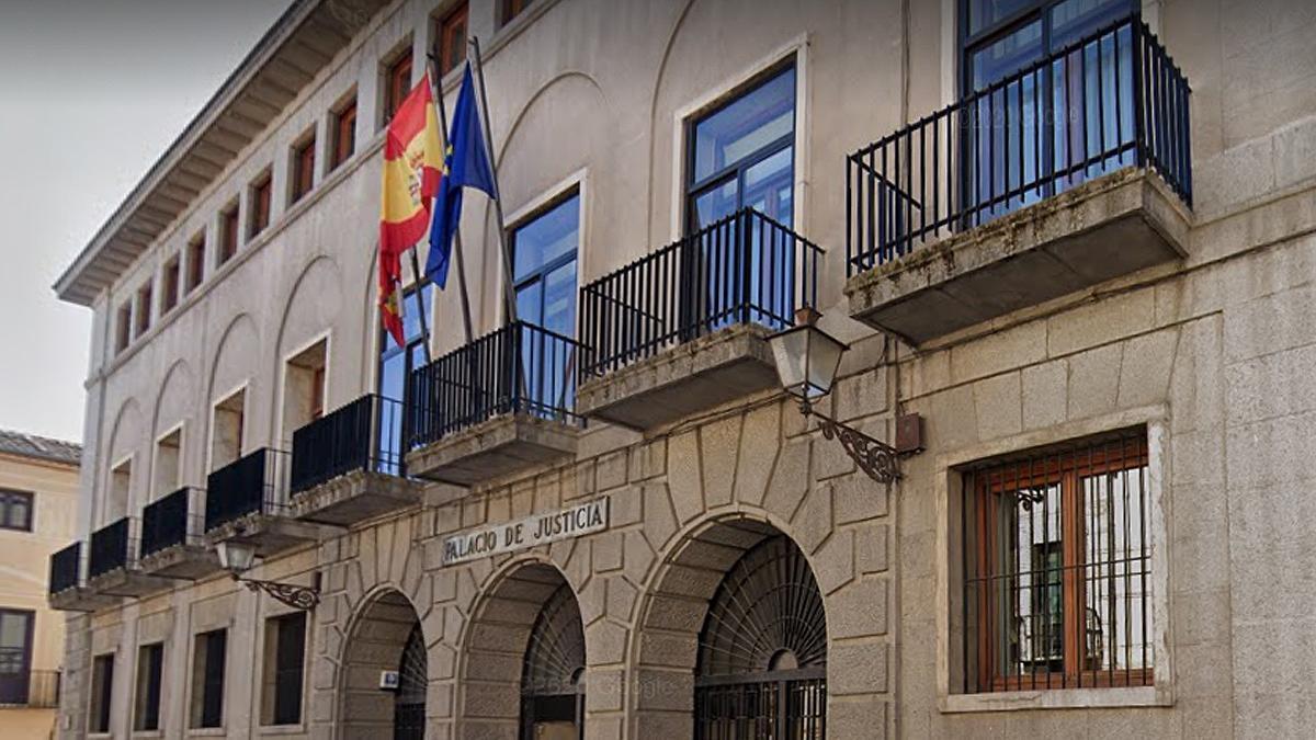 La Audiencia de Segovia.