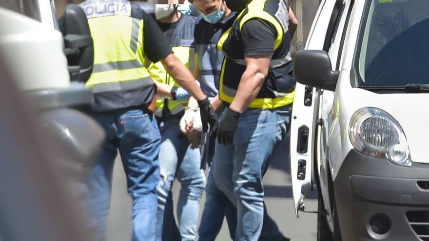 Prisión sin fianza a Marcos L. como presunto autor de un delito de homicidio