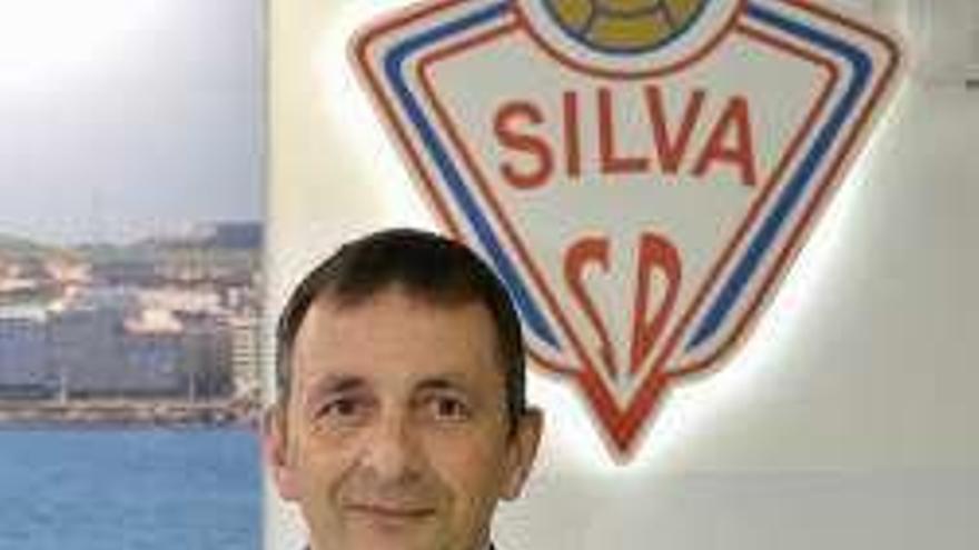 Luto en el Silva por la muerte del padre de Javi Bardanca