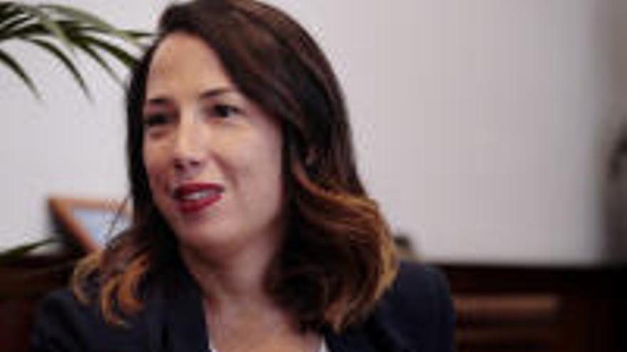 Hernández , la alcaldesa con más seguidores en Twitter