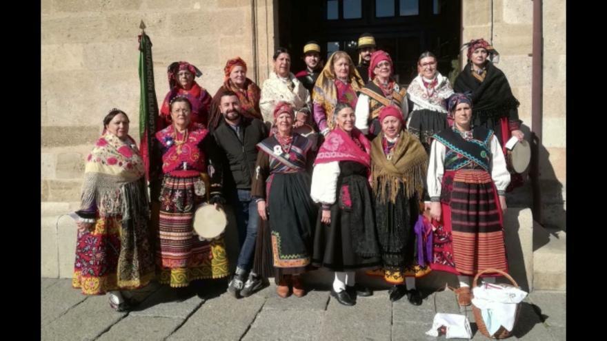 VÍDEO | La Morana celebra Santa Águeda de forma virtual
