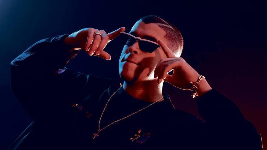 Bad Bunny, artista y disco más escuchados del año en Spotify