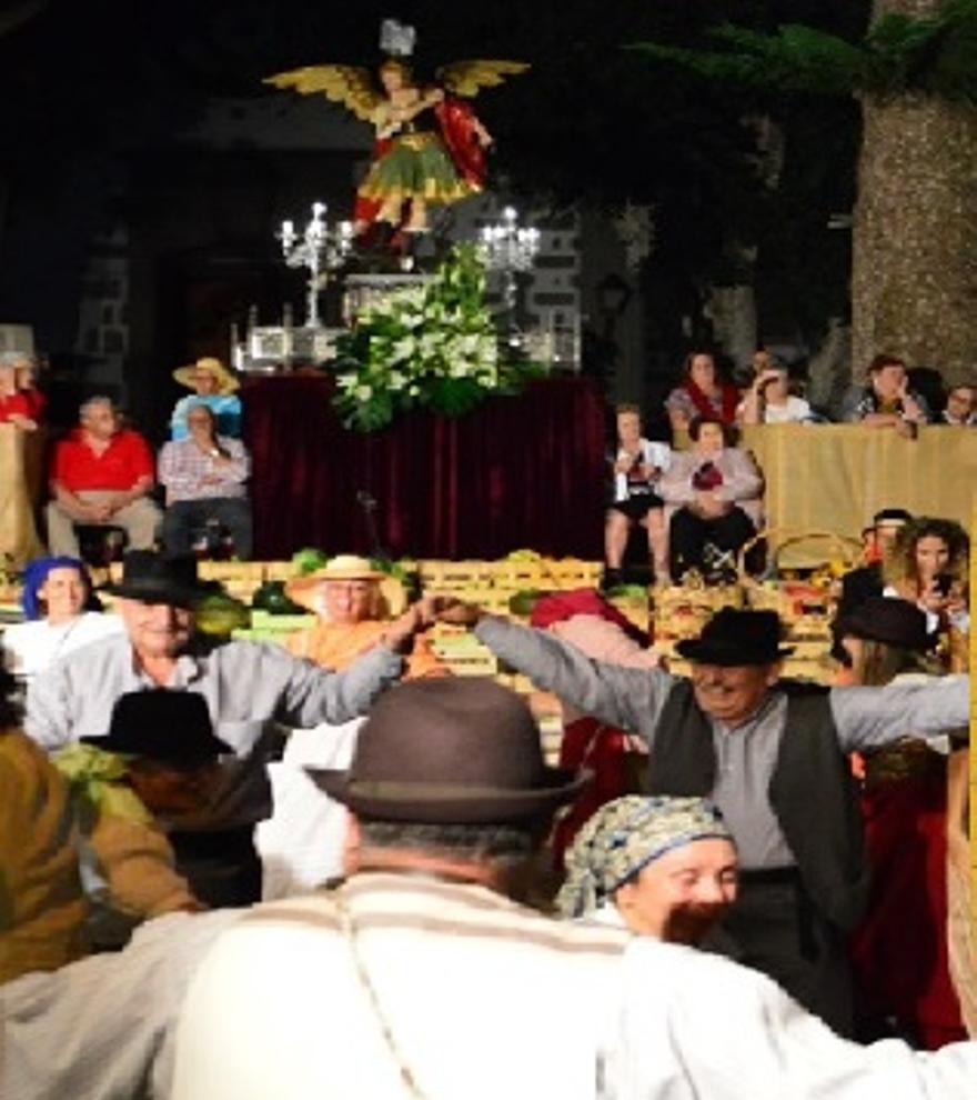 Eucaristía solemne en honor a San Miguel