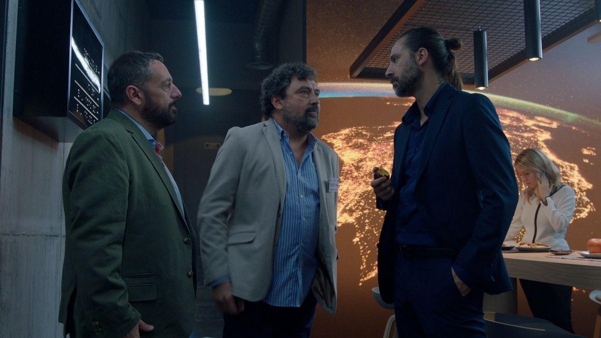 Atresmedia muestra las primeras imágenes del regreso de 'Los Hombres de Paco'.