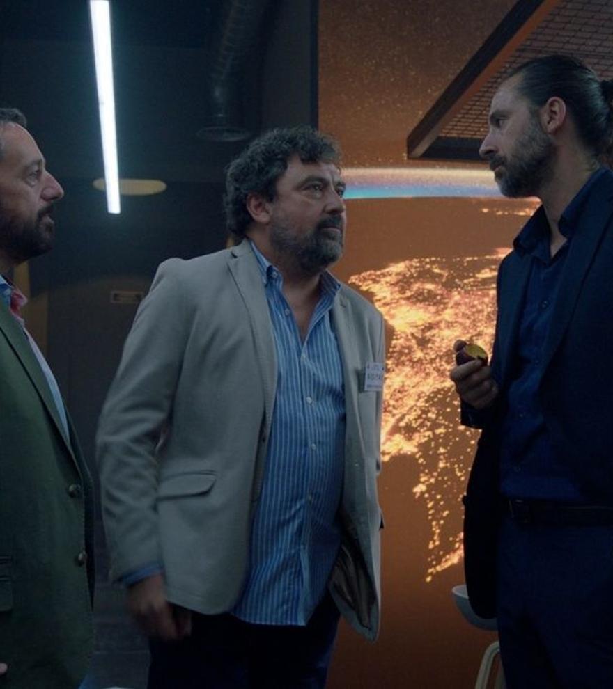 Atresmedia muestra las primeras imágenes del regreso de 'Los Hombres de Paco'